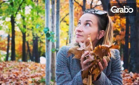 """Албена Павлова и Емил Марков в постановката """"Непоправимо"""" на 27 Декември"""