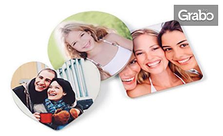 Магнит с ваша снимка или фото колаж - във форма и размер по избор