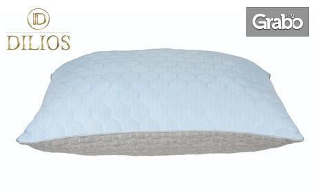Възглавница по избор - с ленени нишки или All Seasons Cool & Warm