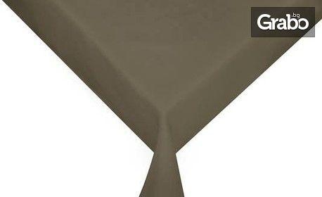 """Покривка за маса """"Прима"""", размер по избор"""