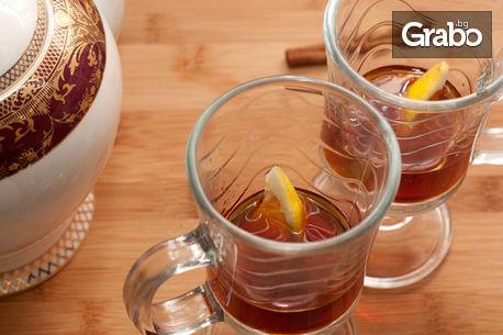 Две топли напитки по избор