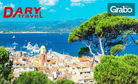 През Юни до Франция и Испания! 5 нощувки със закуски, плюс самолетен транспорт и бонус - посещение на Кан и Сен Тропе