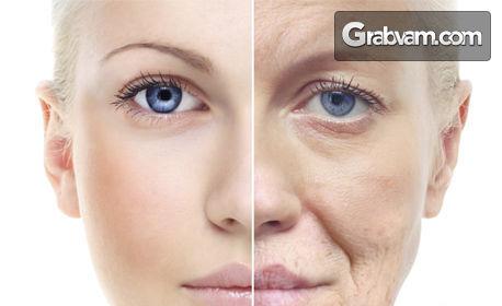Почистване на лице с водно микродермабразио, плюс безиглена мезотерапия за мазна кожа или кислородна мезотерапия