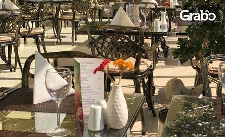 Петзвездна Нова година в Истанбул! 2 нощувки със закуски в Eresin Topkapi Hotel***** и възможност за празнична вечеря