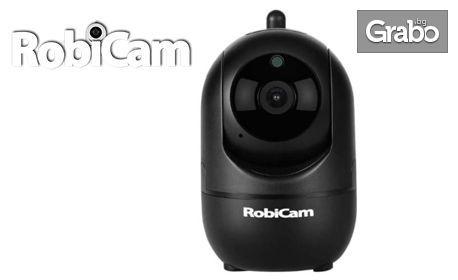Камера за домашно видеонаблюдение Robicam, с безплатна доставка