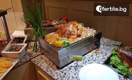 SPA релакс в Хисаря! Нощувка със закуска и вечеря за един или двама, плюс басейни с минерална вода и детски кът
