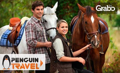 Двудневен конен преход в Родопите - за 148.50лв на човек