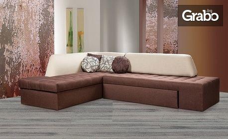 Кухненски ъглов диван Торино, прав диван Ани или холов диван Боби