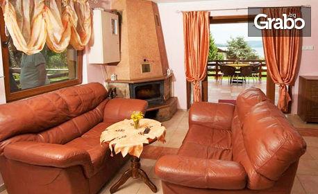 Пролетна почивка край язовир Батак! 2 или 3 нощувки за двама - в стая с вана или студио с джакузи