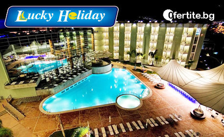 Ранни записвания за луксозна почивка в Кушадасъ! 7 нощувки на база All Inclusive в Хотел Grand Belish*****