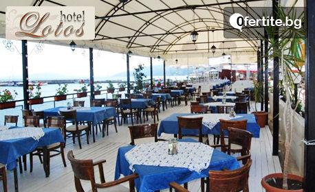 Ранни записвания за морска почивка в Балчик! 3 или 4 нощувки със закуски и вечери