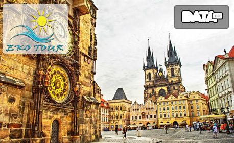 За 22 Септември в Будапеща, Виена и Прага! 5 нощувки със закуски, плюс транспорт и възможност за Дрезден