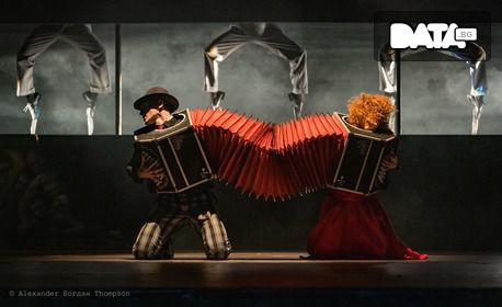 """Танго операта """"Мария от Буенос Айрес"""" с Люси Дяковска - на 2 Октомври"""