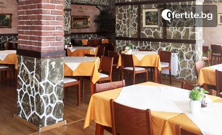 Уикенд във Велинград! 2 нощувки със закуски, обеди и вечери, плюс джакузи, парна баня и сауна