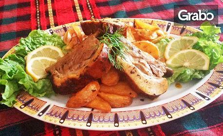 Релакс край Банско - с минерална вода и традиционна местна храна! Нощувка със закуска и вечеря, в с. Баня
