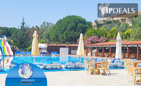 Ранни записвания за почивка в Кушадасъ! 7 нощувки на база All Inclusive в Хотел Pigale Family Club***