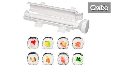 """Уред за приготвяне на суши """"Базука"""""""