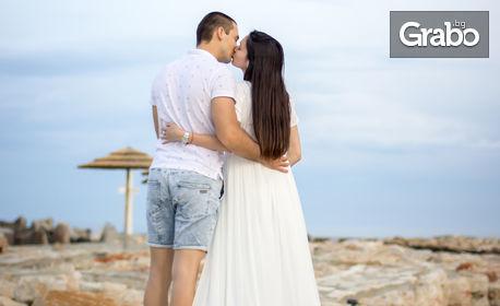 Професионална сватбена или следсватбена фотосесия с всички сполучливи кадри
