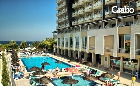 Почивка в Кушадасъ! 7 нощувки на база All Inclusive в Хотел Ephesia - на брега на морето