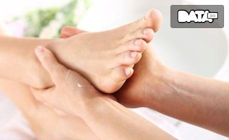 Релаксиращ масаж Снехана на цяло тяло с топли билкови масла, плюс рефлексотерапия