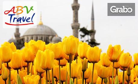 Екскурзия за Фестивала на лалето в Истанбул! 3 нощувки със закуски,
