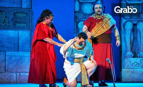 """Операта """"Аида"""" от Джузепе Верди на 27.07 в Замъка в Равадиново, плюс разходка в комплекса"""