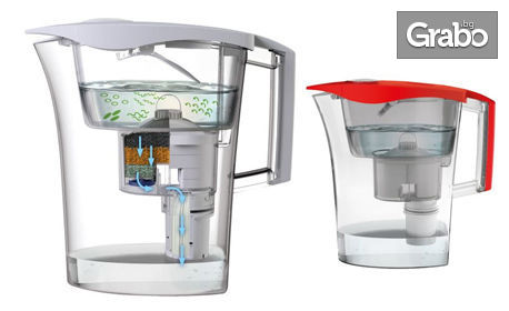 Кана за ултрафилтрация на вода Laica Germ Stop Predator в цвят по избор