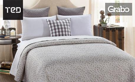 Шалте за спалня в десен и размер по избор - с безплатна доставка