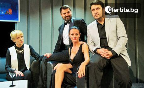 """Асен Блатечки и Койна Русева в комедията """"Лъжата"""" 27 Октомври"""