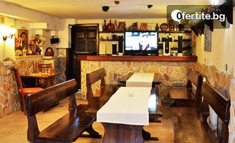 Романтика в Рибарица! 2 нощувки със закуски, обеди и вечери за двама