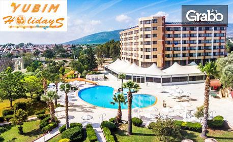 През Септември в Дидим! 7 нощувки на база All Inclusive в хотел The Holiday Resort 4*