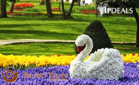 Екскурзия до Истанбул! 2 нощувки със закуски, плюс транспорт от Варна и Бургас и възможност за посещение на Фестивала на лалето