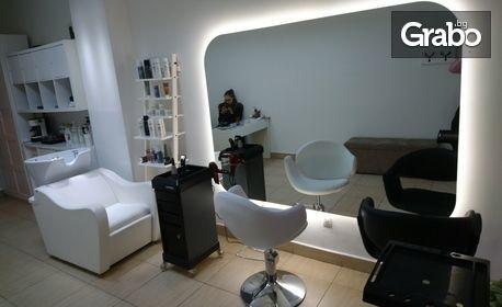 Терапия за коса с продукти на L'oréal - за подхранване, възстановяване и предпазване от UV лъчи
