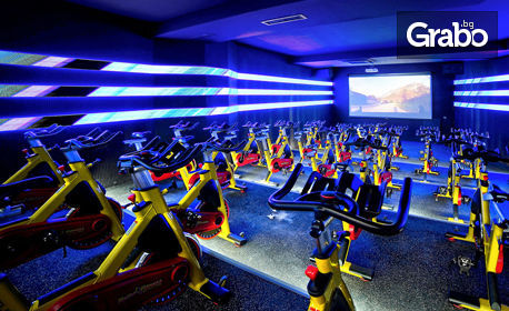 Pulse Fitness & Spa: 33% отстъпка