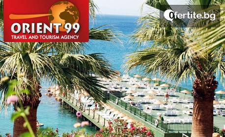 Луксозна почивка в Дидим! 7 нощувки на база 24 часа All Inclusive в Хотел Palm Wings*****
