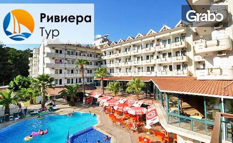 изображение за оферта Почивка в приказния курорт Мармарис! 7 нощувки на база All Inclusive в Pineta Club Hotel***+, от Ривиера Тур
