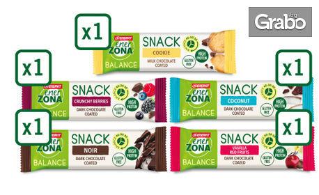 Сет хранителни продукти и добавки EnerZona - за спазване на Зоната