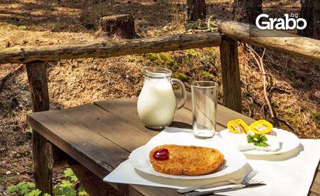 През Май и Юни край Велинград! Нощувка със закуска - без или със вечеря