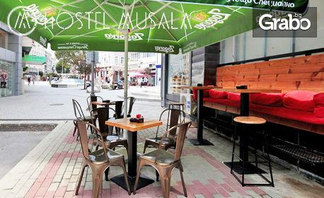 Посетете Варна и се докоснете до хостел културата! Нощувка за един, двама или четирима