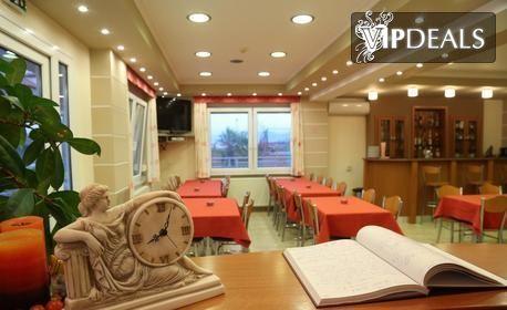 Лято в Паралия Катерини! 5 нощувки със закуски и вечери, плюс транспорт
