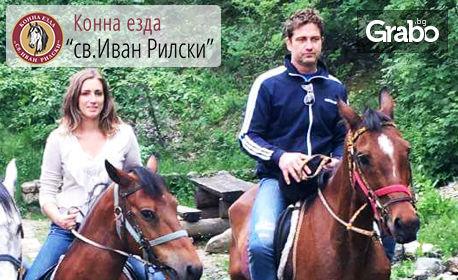 Конна езда във Владая, плюс инструктор и водач