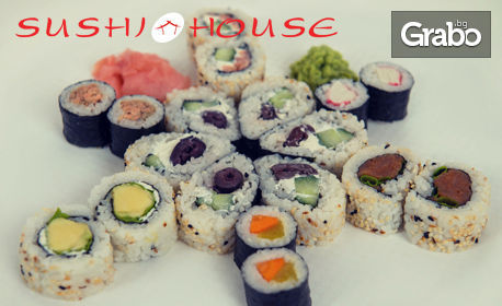 Суши сет Сейко с 18 хапки