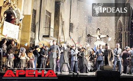 """Ексклузивно в Кино Арена! Гледайте """"Фауст"""" на Кралската опера в Лондон - на 29 Май, 1 и 2 Юни"""