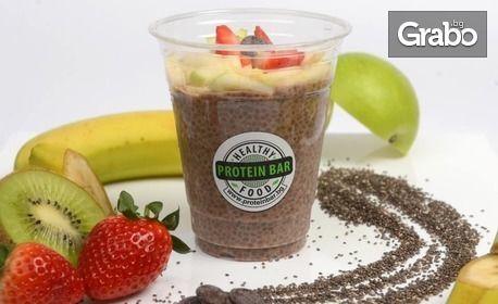 Здравословно хапване! Протеинова храна по избор