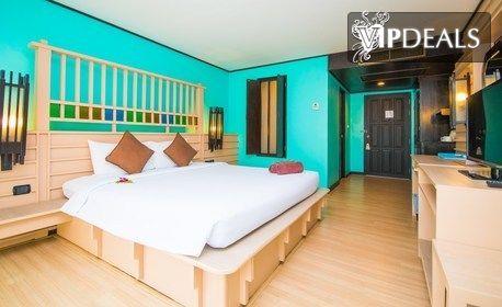 Посети Тайланд! 7 нощувки със закуски в Хотел Phuket Island View****+ на остров Пукет, плюс самолетен билет