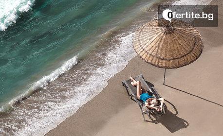 Луксозна почивка в Кушадасъ през Май! 5 нощувки на база 24h Ultra All Inclusive в хотел Sea Light Resort*****