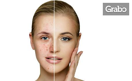 Микронидлинг на лице