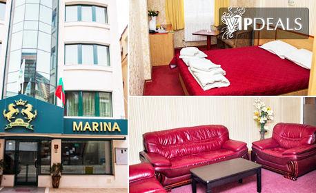 През Март и Април във Варна! Нощувка за един или двама - без или със закуска