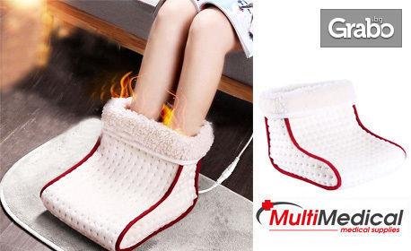 Електрически нагревател за крака