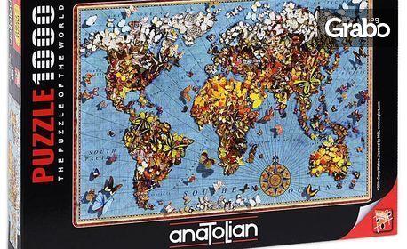 Пъзел Аnatolian с 1000 части - модел по избор